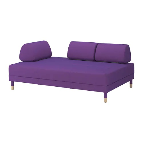 IKEA FLOTTEBO/フロッテボー ソファベッド レビュー:一風変わったデザインとつくりは吉と出るか凶と出るか?