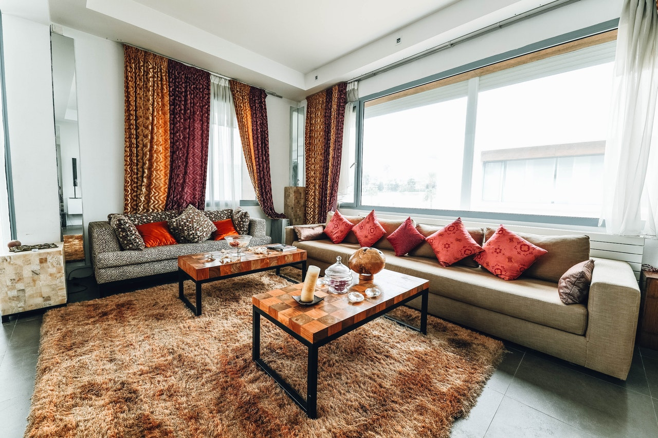 Stuck With A Brown Sofa Here S How To Make It Look Better