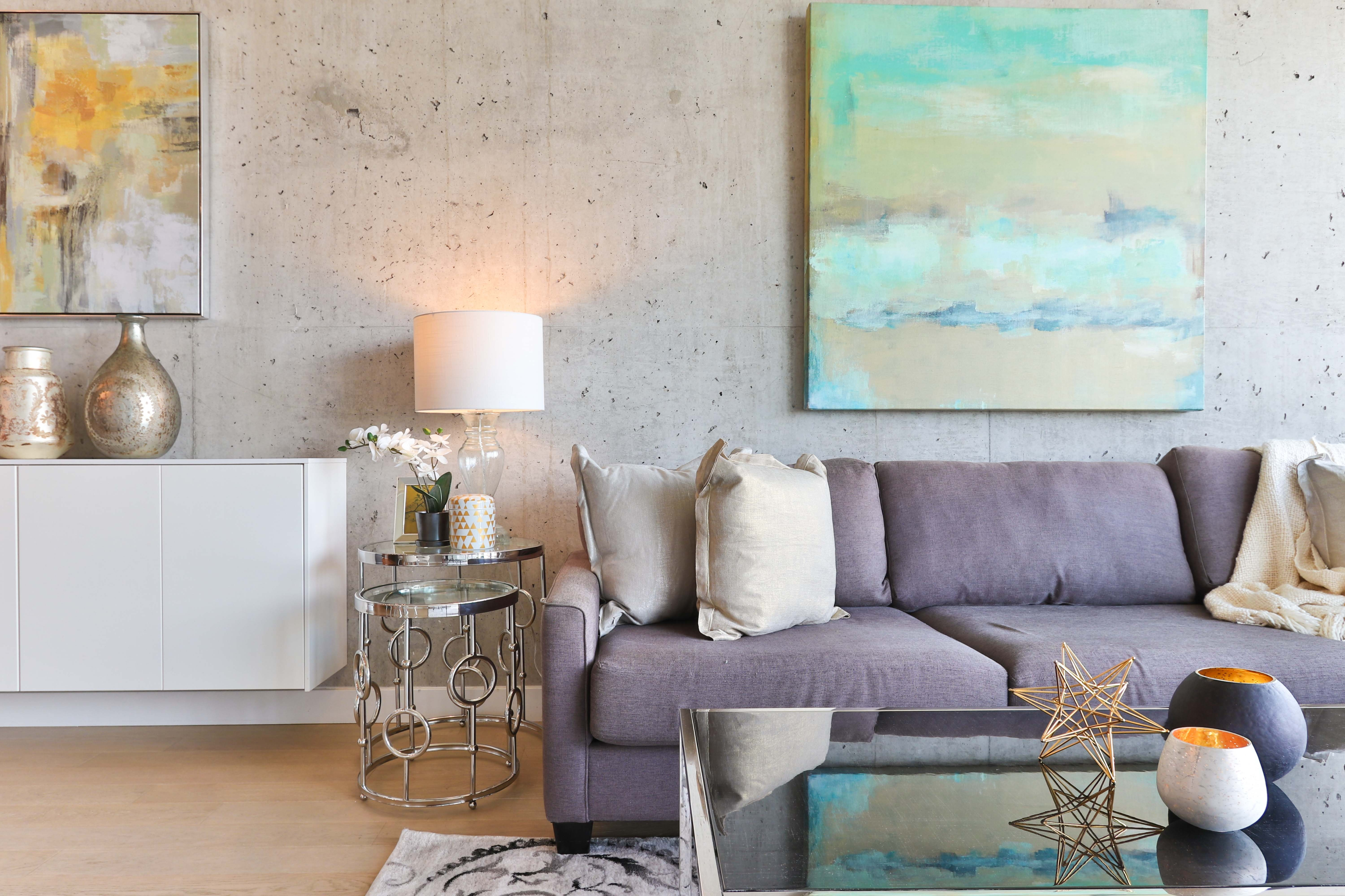 How To Stress-Proof Your Living Room