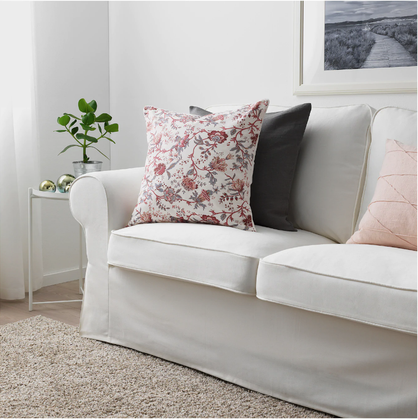 How To Achieve The Farmhouse Look In Your Living Room With IKEA