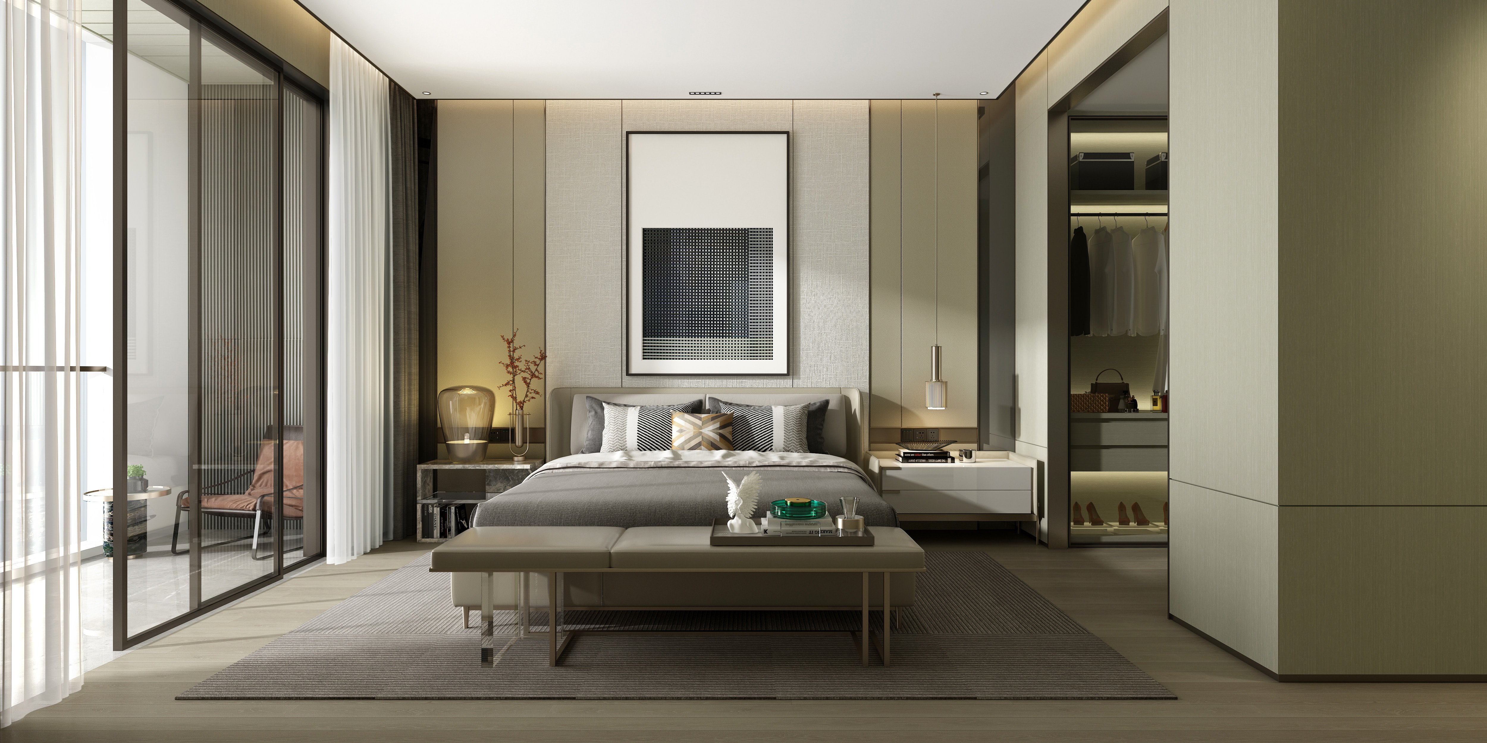 8 Calming Bedroom Lighting Ideas That'll Help You Sleep Better