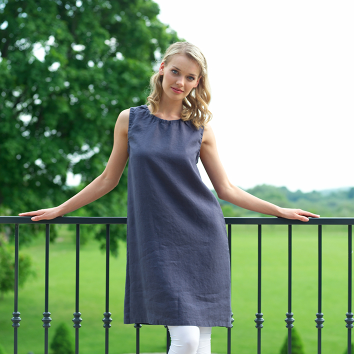 linen clothing looks and feels cool