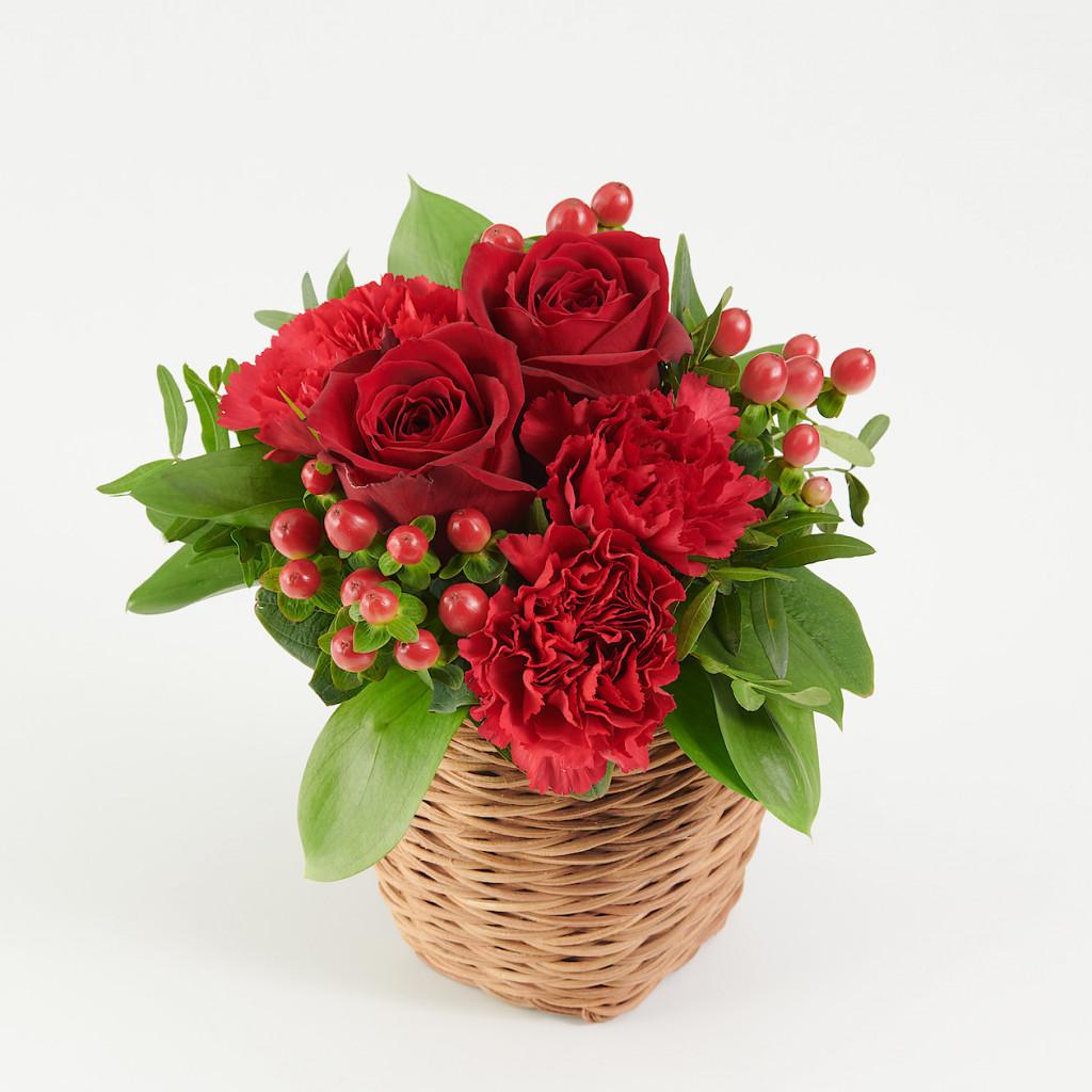 母の日のプレゼントに無印良品のお花はいかがでしょうか?おうち時間がパッと華やかになること間違いなし。