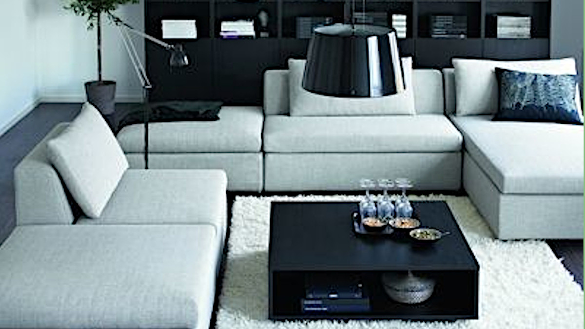 modulare Vaxholm Sofa Serie