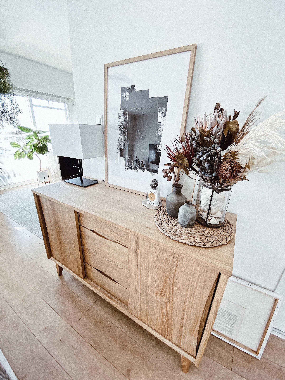 きちんと整頓されているお部屋は生活感を極力なくす為に収納は見えないようにすることが大切なポイントです。