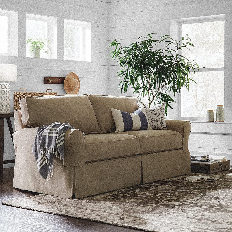 Stone & Beam carrigan sofa in default fabric