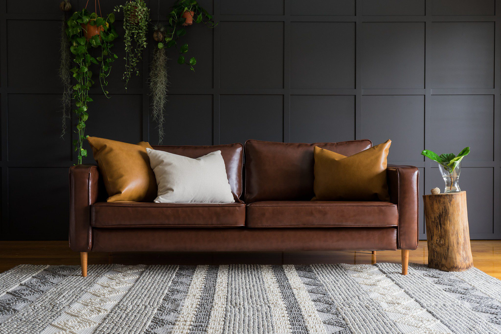 How to clean your leather couch safely and effectively