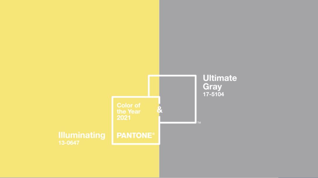 Die Trendfarben des Jahres sind Grau und Gelb, sie stehen für Stärke und Zuversicht. Mit diesen Farben lassen sich wunderbar lebendige und positive Wohnräume kreieren!