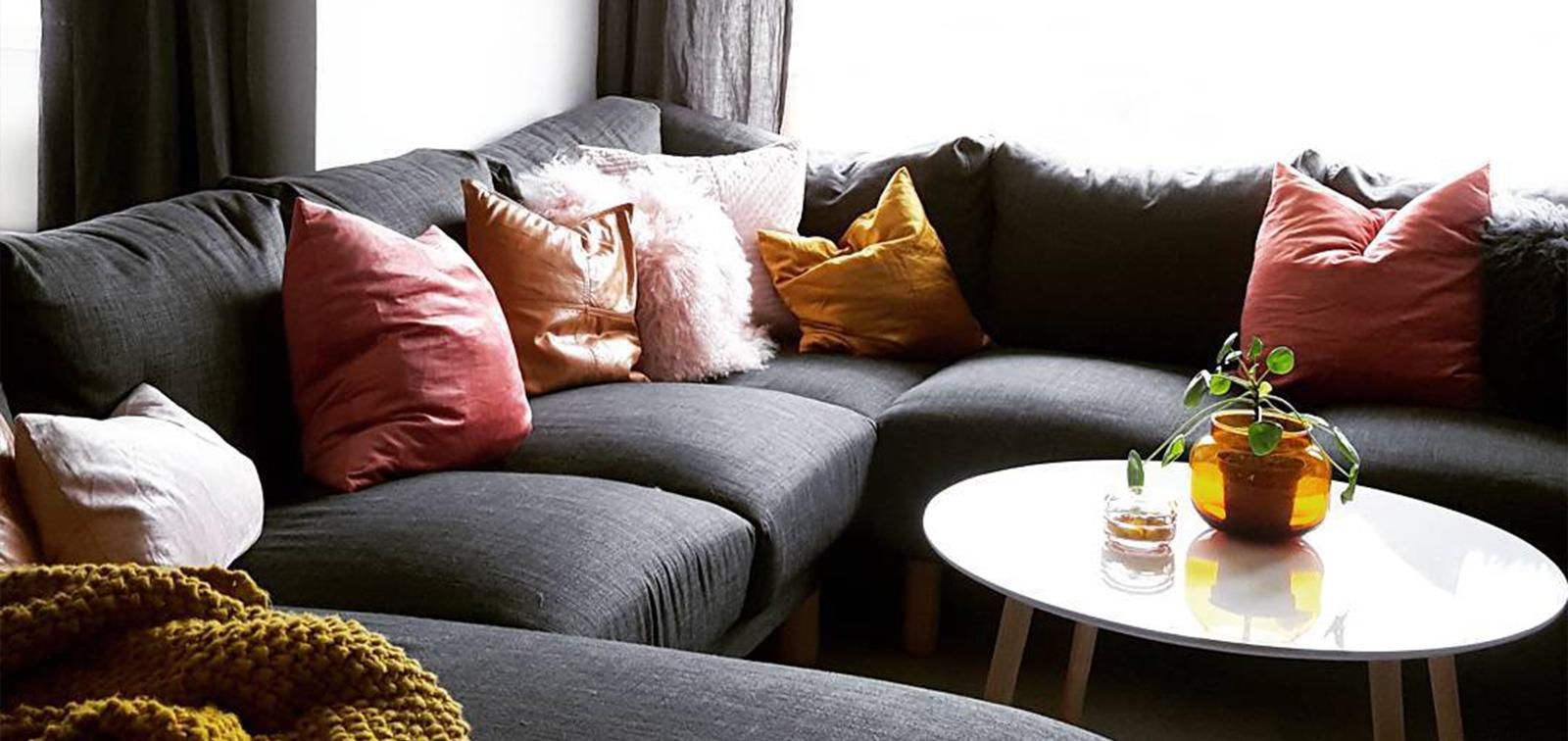 Housse de remplacement pour votre canapé Maisons du Monde