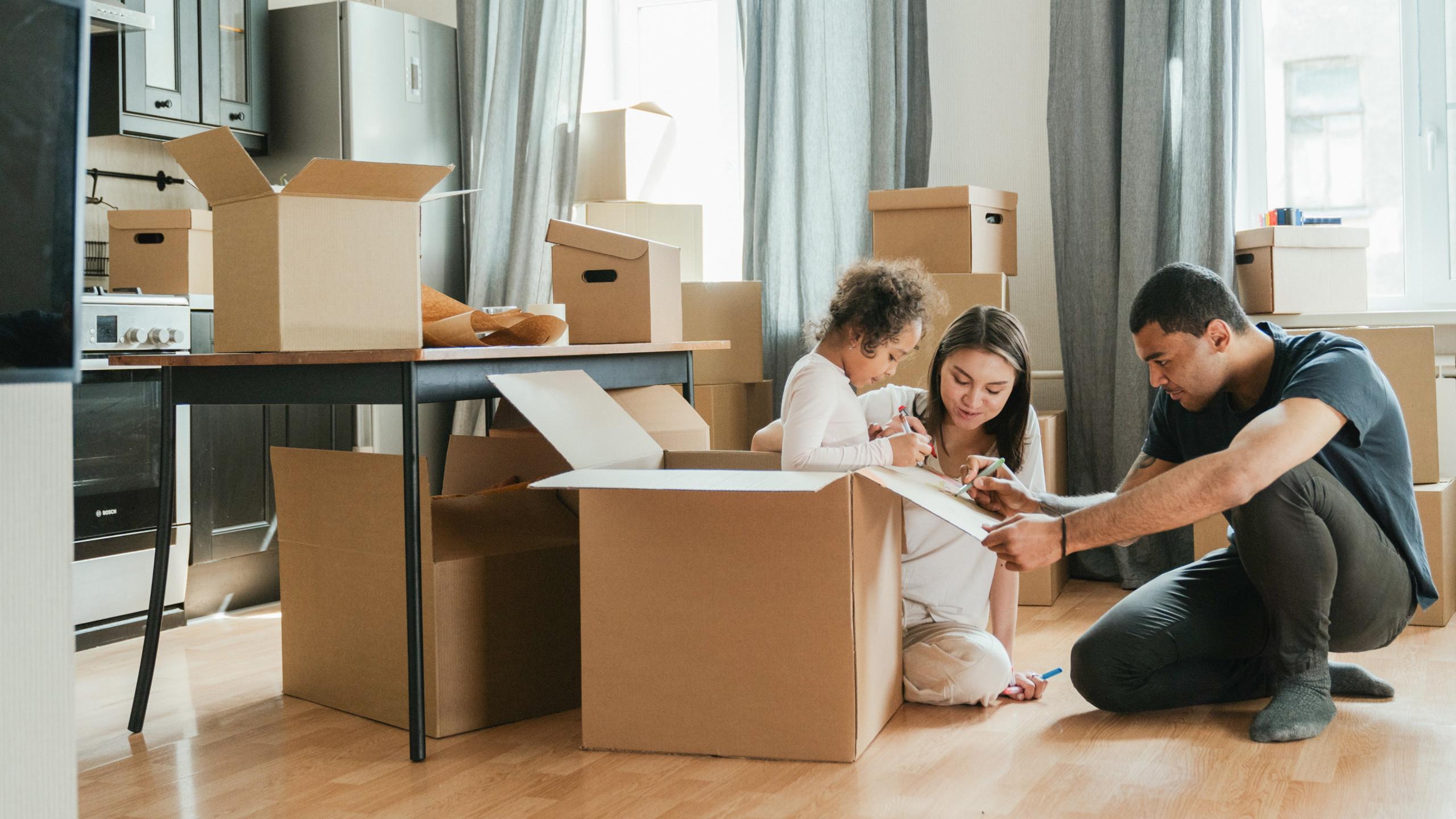 引越しは家具の買い替えやインテリアのイメージも新調にぴったりです