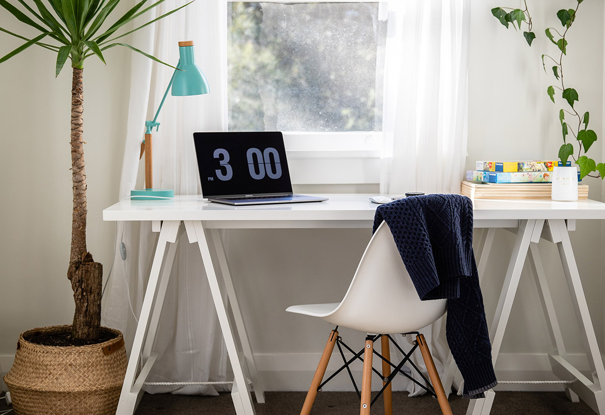 Working from home in a completely different timezone is hard. But not impossible