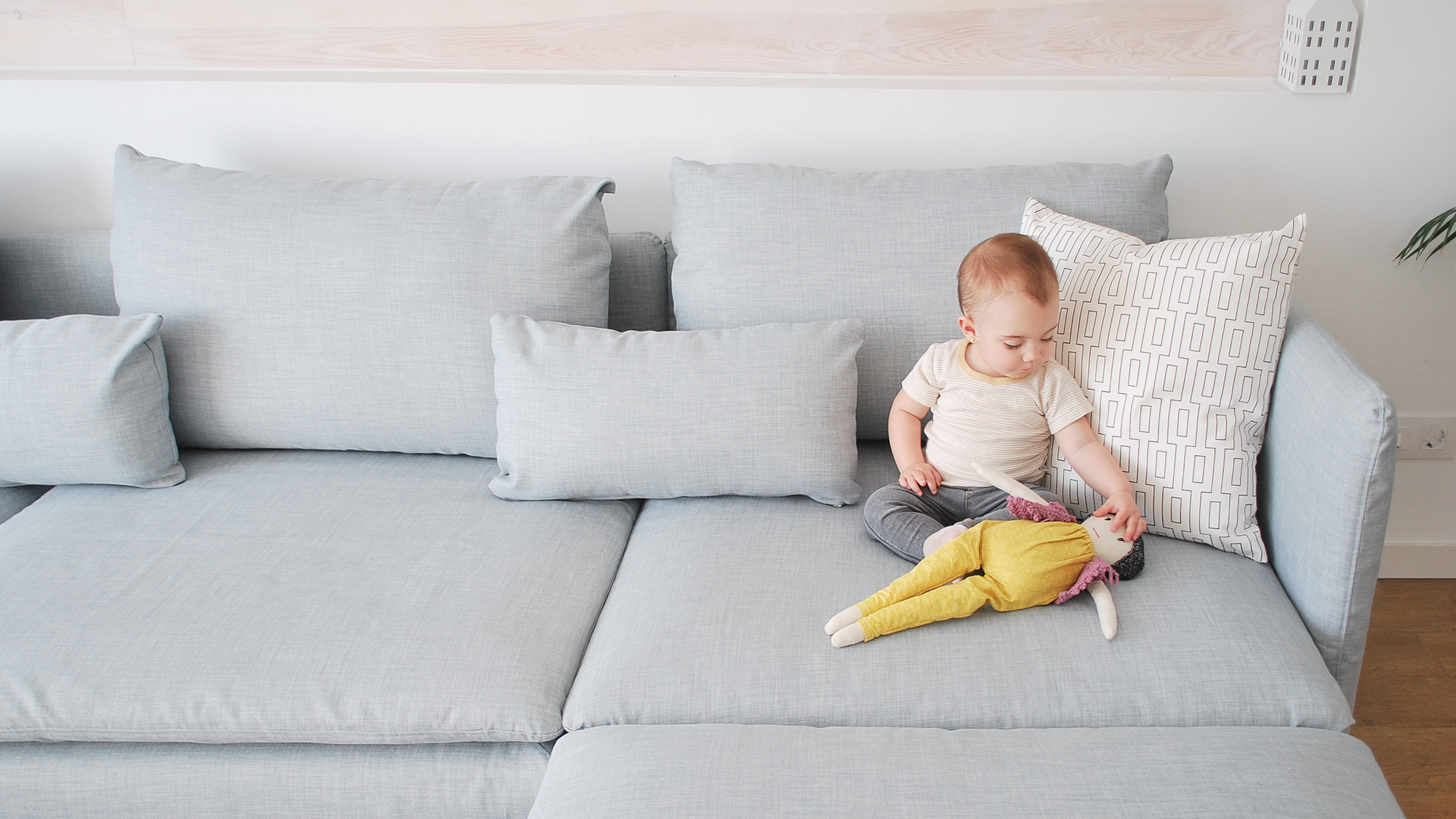 赤ちゃんにも家族にも優しいリビング作りのポイント
