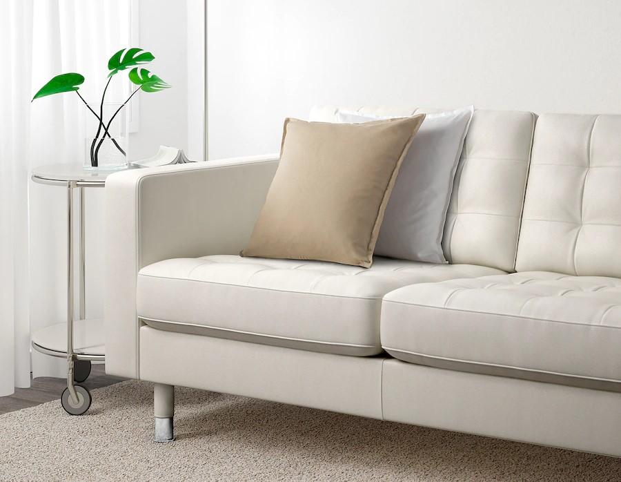Morabo 3-seater sofa in Grann/Bomstad White