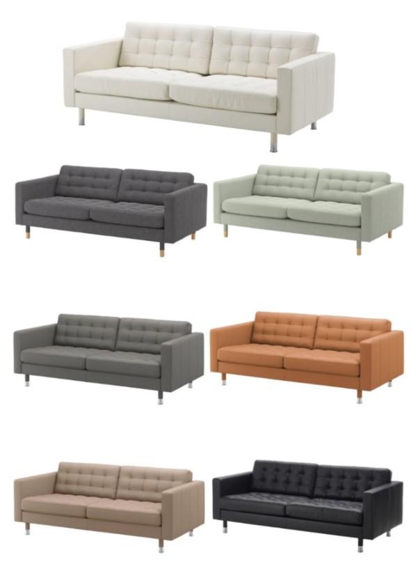 IKEA Morabo colour options